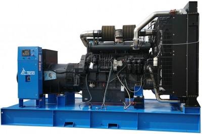 Дизельный генератор ТСС АД-600С-Т400-1РМ11 с АВР