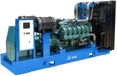 Дизельный генератор ТСС АД-640С-Т400-1РМ5
