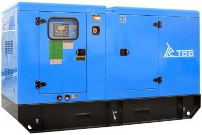 Дизельный генератор ТСС АД-100С-Т400-1РПМ5 с АВР