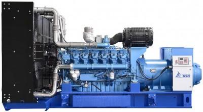 Дизельный генератор ТСС TBd 1375SA с АВР