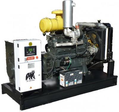Дизельный генератор Азимут АД 100-Т400 с АВР