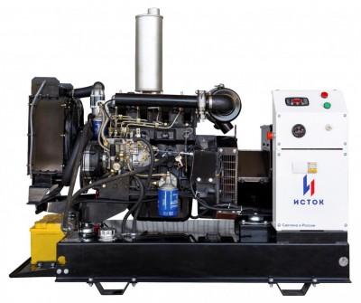 Дизельный генератор Исток АД20С-Т400-РМ12