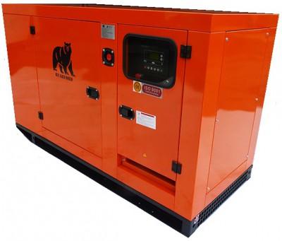 Дизельный генератор Азимут АД 20-Т400 в кожухе