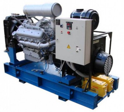 Дизельный генератор Азимут АД 180-Т400 с АВР