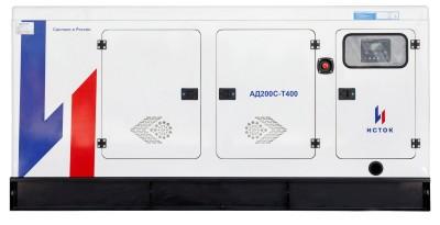 Дизельный генератор Исток АД200С-Т400-РПМ25