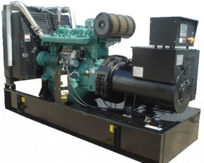 Дизельный генератор Азимут АД 250-Т400 с АВР