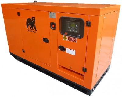 Дизельный генератор Азимут АД 30-Т400 в кожухе с АВР