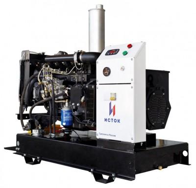 Дизельный генератор Исток АД16С-Т400-РМ12 с АВР