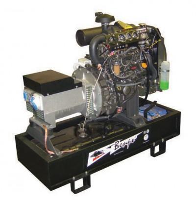 Дизельный генератор Вепрь АДА 15-230 РЛ