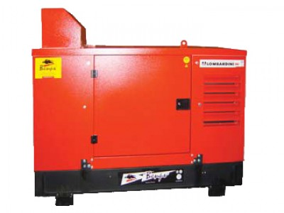 Дизельный генератор Вепрь АДА 15-230 РЯ в кожухе с АВР