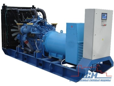 Дизельный генератор ПСМ ADM-1000