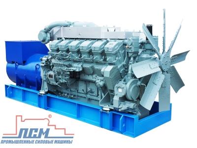 Дизельный генератор ПСМ ADMi-730