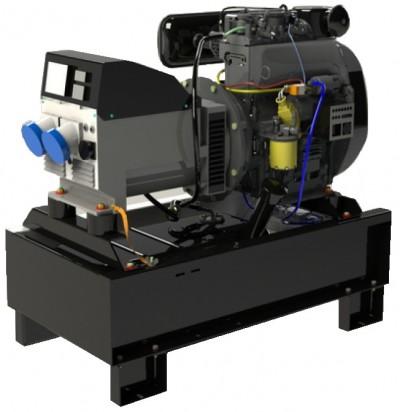 Дизельный генератор Вепрь АДП 20-T400 ВЛ-БС с АВР
