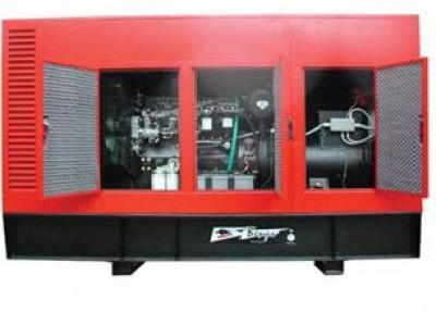Дизельный генератор Вепрь АДС 20-Т400 РЯ в кожухе с АВР