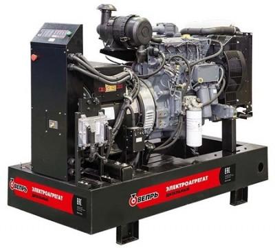 Дизельный генератор Вепрь АДС 60-Т400 РД