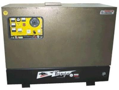 Дизельный генератор Вепрь АДС 12-230 РЯ в кожухе