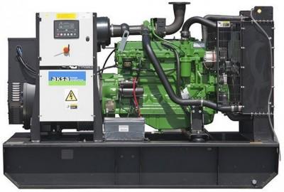 Дизельный генератор Aksa AJD 110 с АВР