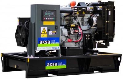 Дизельный генератор Aksa APD40A