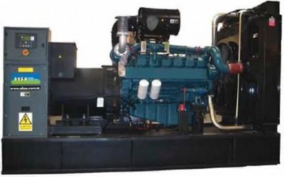 Дизельный генератор Aksa AD-490