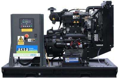 Дизельный генератор Aksa AP 15 с АВР