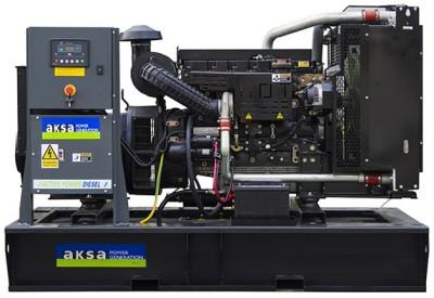 Дизельный генератор Aksa AP 165