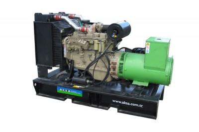 Дизельный генератор Aksa APD-200C
