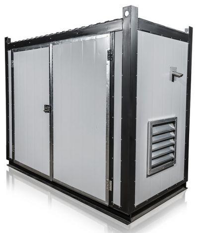 Дизельный генератор ТСС АД-50С-Т400-1РМ5 в контейнере с АВР