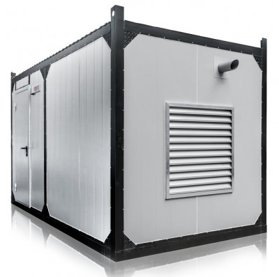 Дизельный генератор ТСС АД-100С-Т400-1РМ17 в контейнере с АВР