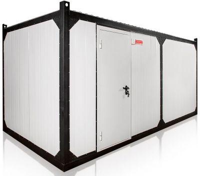 Дизельный генератор ТСС TBd 440SA в контейнере с АВР