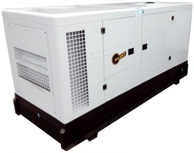 Дизельный генератор АМПЕРОС АД 200-Т400 в кожухе