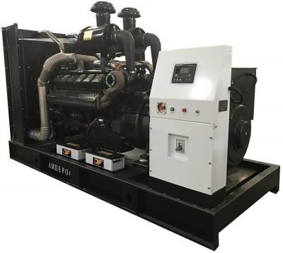 Дизельный генератор АМПЕРОС АД 400-Т400