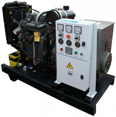 Дизельный генератор АМПЕРОС АД 100-Т400