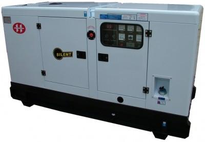 Дизельный генератор АМПЕРОС АД 120-Т400 в кожухе с АВР