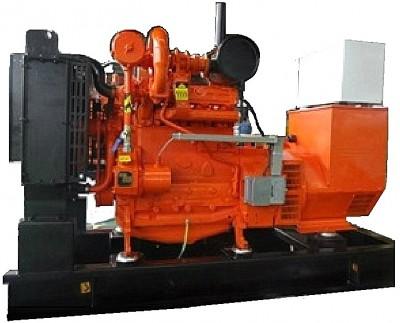 Газовый генератор АМПЕРОС АГ 160-Т400