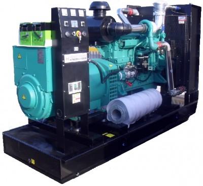 Дизельный генератор АМПЕРОС АД 360-Т400 P (Проф)