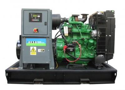 Дизельный генератор Aksa APD-110C с АВР