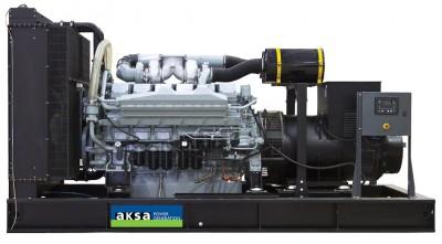 Дизельный генератор Aksa APD2100M с АВР