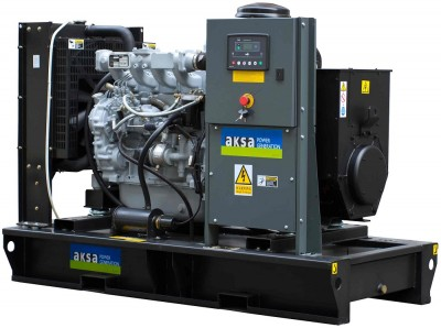 Дизельный генератор Aksa APD50A