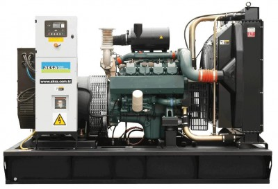 Дизельный генератор Aksa AVP-655