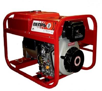 Дизельный генератор Вепрь АДП 6,0-230 ВЛ-С с АВР