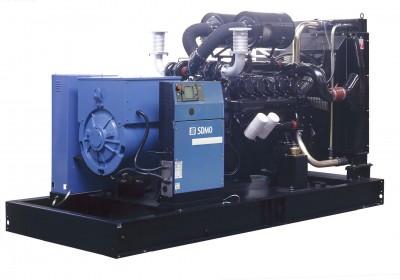 Дизельный генератор SDMO D550 с АВР