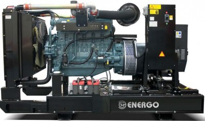Дизельный генератор Energo ED 580/400 D с АВР