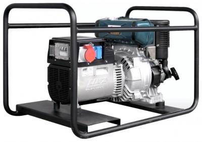 Дизельный генератор Energo ED 6.0/230-SLE с АВР