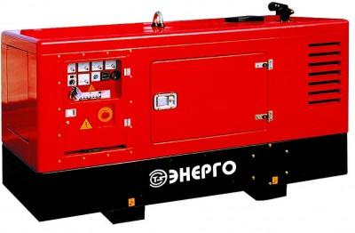 Дизельный генератор Energo ED 30/230 Y-SS с АВР