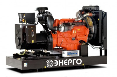 Дизельный генератор Energo ED 350/400 SC с АВР