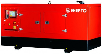 Дизельный генератор Energo ED 350/400 SC S с АВР