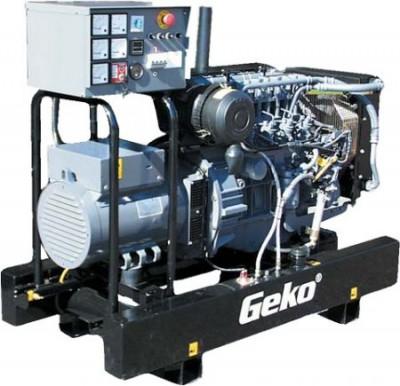 Дизельный генератор Geko 150014 ED-S/DEDA с АВР