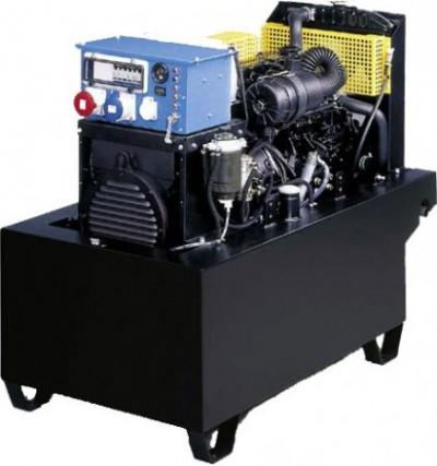 Дизельный генератор Geko 15014 E-S/MEDA с АВР