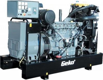 Дизельный генератор Geko 200014 ED-S/DEDA с АВР