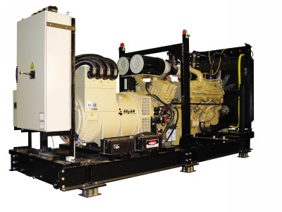 Дизельный генератор Gesan DPA 1100 E с АВР